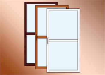 Welltech Aluminium Bathroom Doors