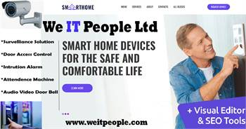 Surveillance Solutions & Access Control for Smart Home