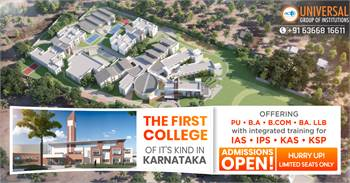 PU, BA, BCOM & BA LLB with integrated training for IAS, IPS & others