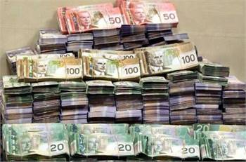 Best Place to Buy Fake Canadian Dollars Online