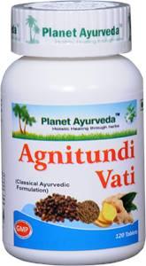 Agnitundi Vati by Planet Ayurveda - Uses and Dosage