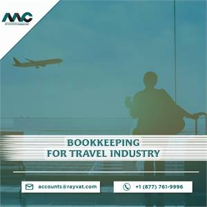 Outsourced Accounting & Bookkeeping Services for Travel Agencies