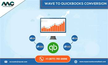 Switching from Wave to QuickBooks Online with Seamlessly process