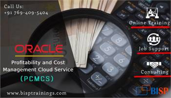 Learn Profitability and Cost Management Cloud Service (PCMCS)