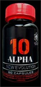 Alpha 10 NanoVitamin Nanogenetics