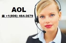 AOL Technical Support Number +1 806★464★3679 | Helpline Number