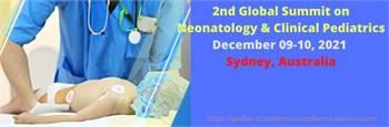 2nd Global Summit on  Neonatology & Clinical Pediatrics