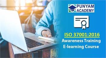 ISO 37001 Awareness Training- E-Learning Course
