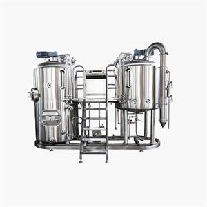 China Supplier 5BBL Nano Brewery Brewhouse