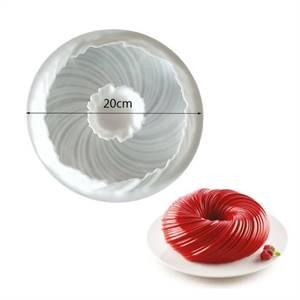 Wool Ball Shaped Round Cake Pan