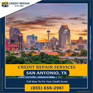 Discount Available on Credit Repair Services in San Antonio, TX