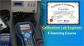 Certified Calibration Laboratory Engineer