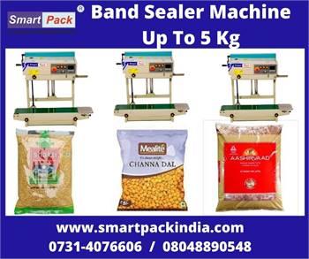 Band Sealer Machine Up To 5 Kg