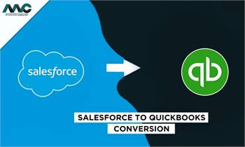 Fast and Quick Switch from Salesforce to QuickBooks services