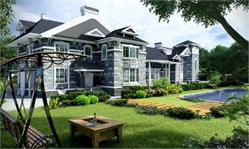 Get 3D Exterior Rendering Services on affordable price