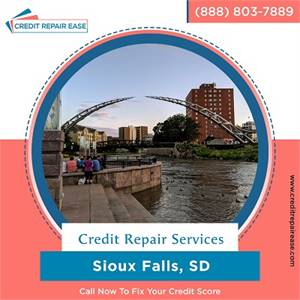How to fix your credit in Sioux Falls without the hard work