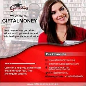 giftalmoney educational opportunity