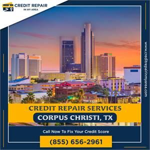 The Best Credit Repair Service in Corpus Christi, TX