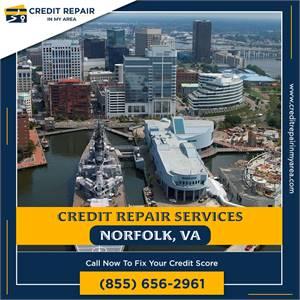 Improve Your Credit Score  in Norfolk, VA
