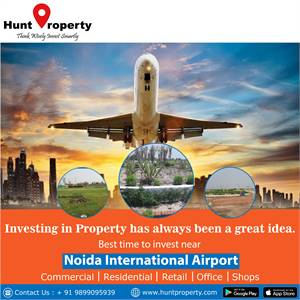 Best time to invest near Noida International Airport.