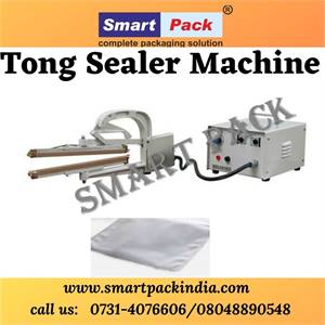 Tong Sealer For Plastic Pouch Packing Machine