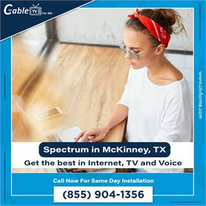 What are the best cable providers in my area? in McKinney, TX