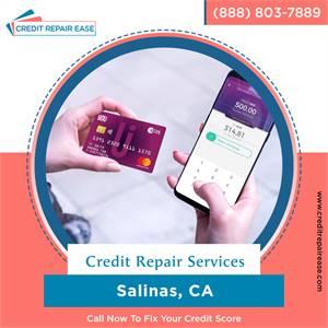Credit Repair in Salinas - Get the credit you deserve today