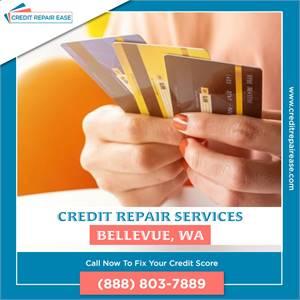 Get Best Local Credit Repair Services in Bellevue, WA