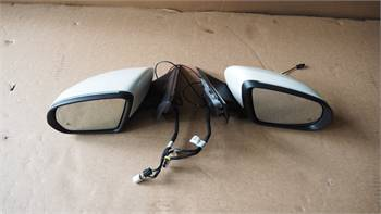 MERCEDES BENZ W205 C63AMG 2017 SIDE MIRRORS