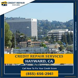 Free Experian Credit Report And Score in Hayward, CA