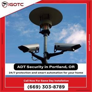 Get Smart Alder Home Security & Technology in Portland, OR