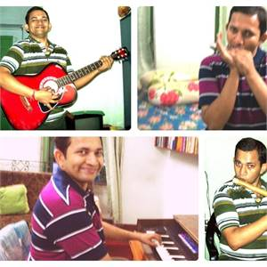 Keyboard and Spanish Guitar Certificate Course online and in Kolkata