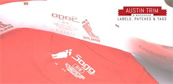 Heat Transfer Label   Heat Transfer Clothing Labels in USA   Austin Trim