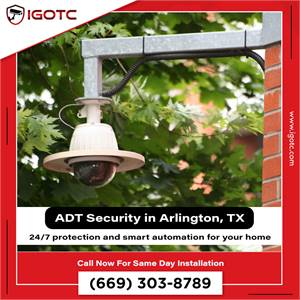Get a FREE Quote & ADT Offers Call on (669) 303-8789