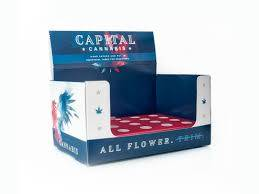 Get Cannabis Counter Displays Boxes at Wholesale
