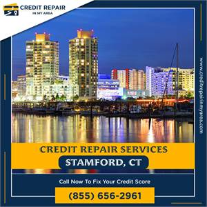 Fix your financial Future with Credit Repair Services in Stamford