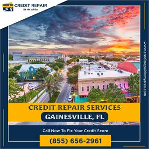 Get Your Free Credit Report in Gainesville, FL
