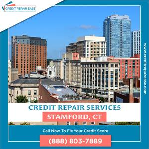 Fix your credit score in Stamford, CT