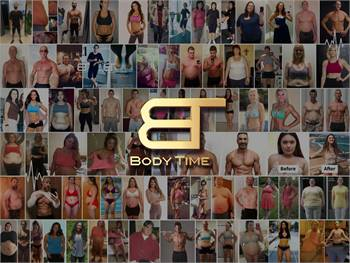 Get dream body without exercise .