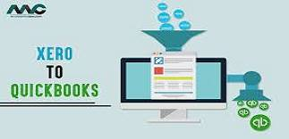 MAC helps you in Xero to QuickBooks Data Conversion