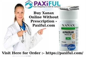 Buy Xanax Online Discounted Price - Paxiful.com