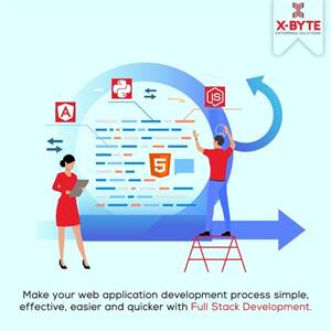 Top Full Stack Development Company in New York, NYC, USA   X-Byte Enterprise Solutions