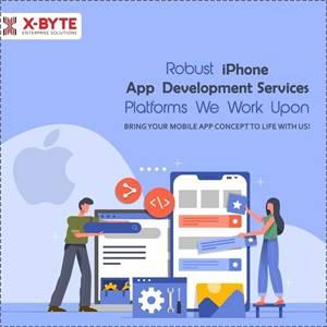 Top iOS App Development Company in New York, NYC, USA | X-Byte Enterprise Solutions