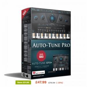 Antares Auto-Tune Pro at Discounted Price (Saleonplugins)