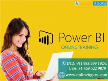 Power BI Online Training Hyderabad | Power BI Online Course | OnlineITGuru