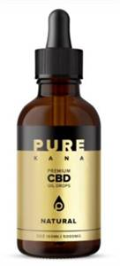 Natural CBD Oil 500mg