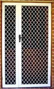 Welltech Aluminium Safety Grill Doors