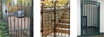 Buy Aluminium Gate at best price from Locks4Gates