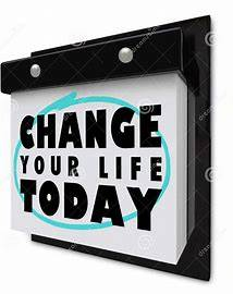 8 MINUTES TO CHANGE YOUR LIFE!