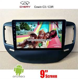 Chery Cowin C3 C3R Car Audio Radio Android GPS Navigation Camera